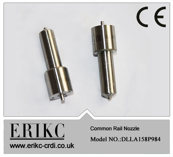 Diesel Common Rail Pump Nozzle DLLA158P984 for Injector 095000-8100